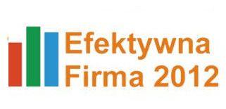 Efektywna Firma 2012