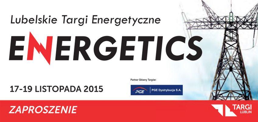 Targi Energetyczne ENERGETICS 2015