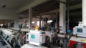 JARO Rury osłonowe - proces produkcji