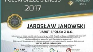 Polski Orzeł Biznesu 2017